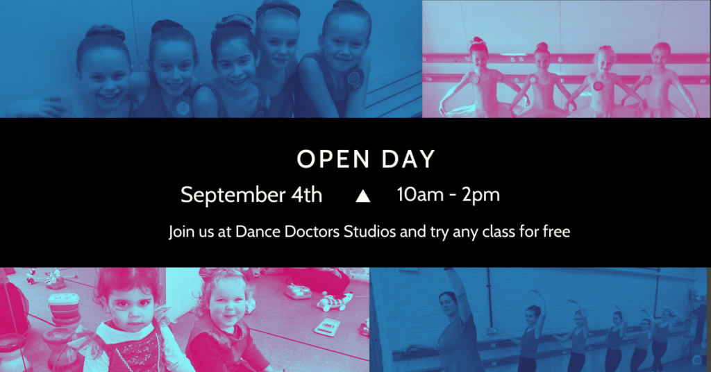 September 4th Open Day Image